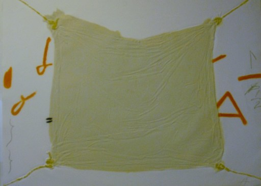 Antoni TAPIES - Print-Multiple - Mocador lligat