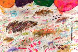 Ayako ROKKAKU - Pintura - Untitled