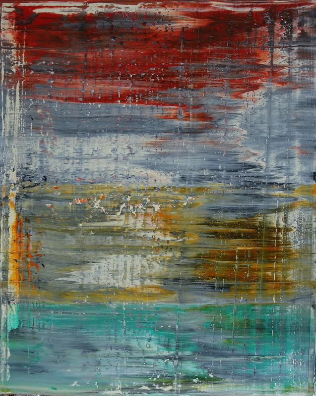 Harry James MOODY - Painting - Untitled n°162