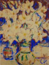 Christian ROHLFS - Painting - Amaryllis