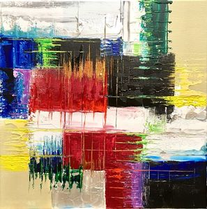Hélène DEKONINCK - Peinture - Untitled I - 06112019