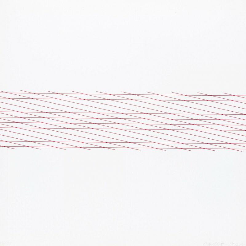 François MORELLET - Print-Multiple - Tavola 1