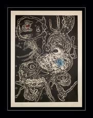 Joan MIRO - Print-Multiple - Hommage à Joan Miró