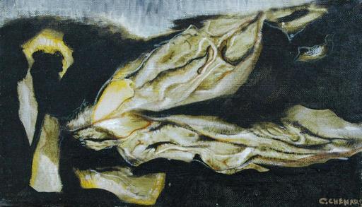 Christian CHENARD - Peinture - LE PASSAGE DU STYX