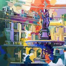Emmanuelle LEMETAIS - Pintura - Pour que vos rêvent se réalisent