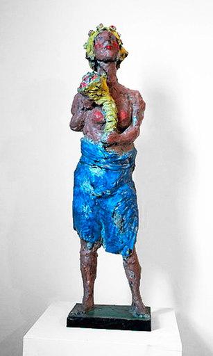 Markus LÜPERTZ - Escultura - Große Fortuna