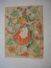 Françoise DEBERDT (1934) - Maison de Poupée, Album de 5 lithographies signées 1986
