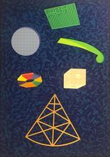 Lucio DEL PEZZO - Print-Multiple - Senza Titolo