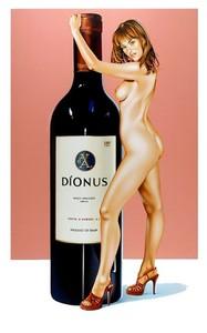 Mel RAMOS - Druckgrafik-Multiple - Dionus