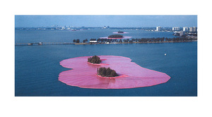 CHRISTO - Print-Multiple - Surrounded Islands Miami