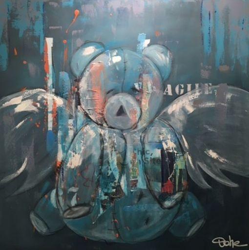 Dominique HEITZ - Painting - Fragile