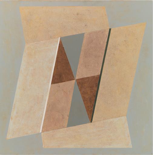 Jeremy ANNEAR - Painting - Random Geometry (Opening)