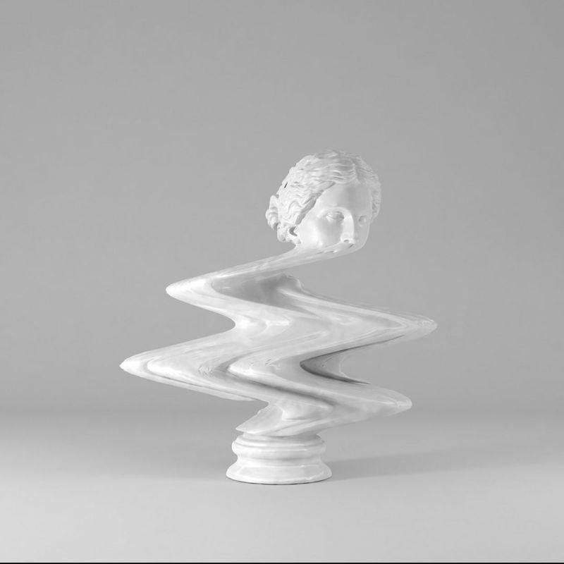 Léo CAILLARD - Sculpture-Volume - Aphrodite Sin