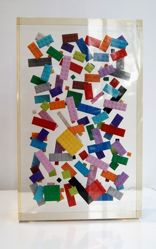 Helder BATISTA - 雕塑 - Inclusion LEGO résine