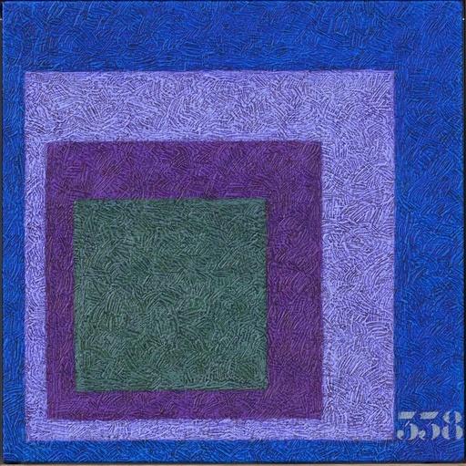 Yves CLERC - Pittura - N°338