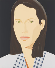 Alex KATZ - Estampe-Multiple - Christy