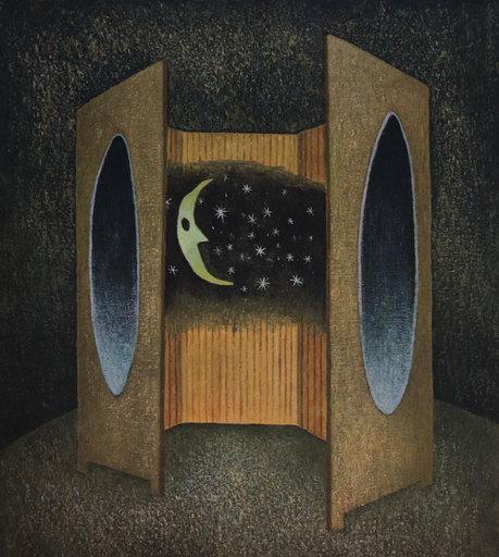 Enrico BENAGLIA - Stampa-Multiplo - L'infanzia del marinaio