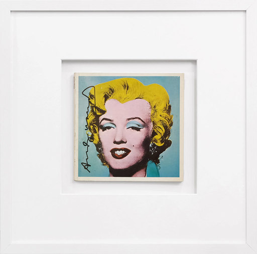 Andy WARHOL - Grabado - Marilyn