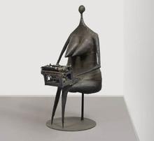 Philippe HIQUILY - Escultura - La Secretaire