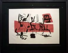 Fritz WINTER - Print-Multiple - O.T.(Nr.9)