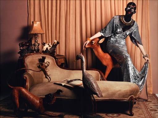 "Steven KLEIN - Fotografia - Large Steven Klein ""Mad Magic Magnificent"" Photograph"