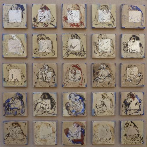 Alain GESTIN - Peinture - Né d'instants