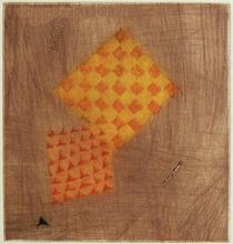 Arthur Luiz PIZA - Grabado - Affrontement des oranges