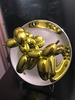 Jeff KOONS - Sculpture-Volume - Assiette Jeff Koons and Bernardaud BALLOON DOG