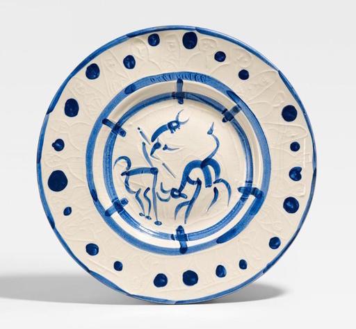 巴勃罗•毕加索 - 陶瓷  - La pique