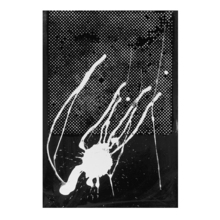 西格马尔•波尔克 - 版画 - Untitled (Griffelkunst 1989)