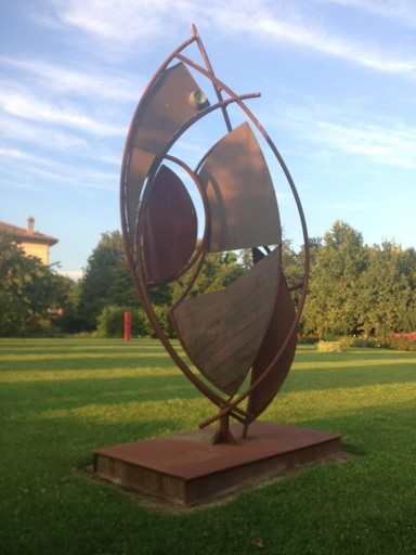 Antonio IEVOLELLA - Escultura - Eolo