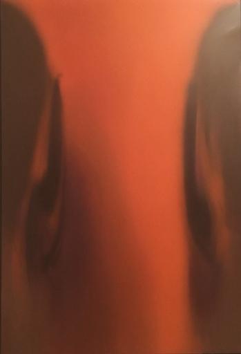 Claudio OLIVIERI - Pintura - Rosso Oltre