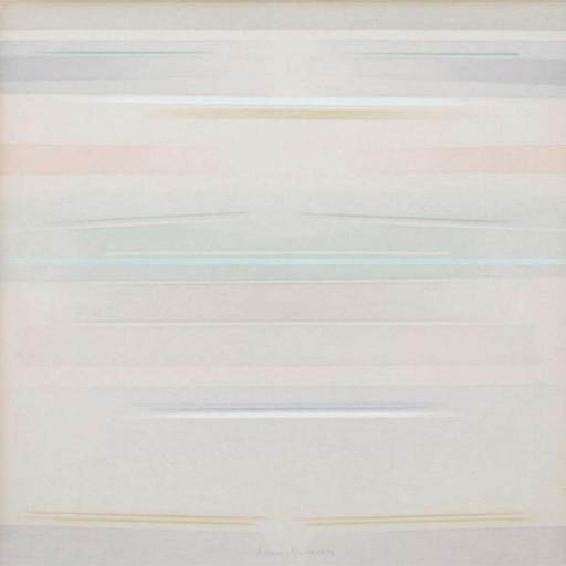 Riccardo GUARNERI - Peinture - Tre linee luce
