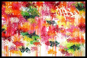 NEBAY - Painting - Rise & Shine