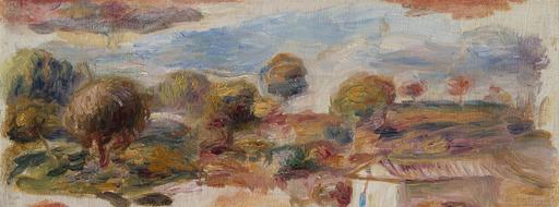 Pierre-Auguste RENOIR - Gemälde - Paysage du Midi