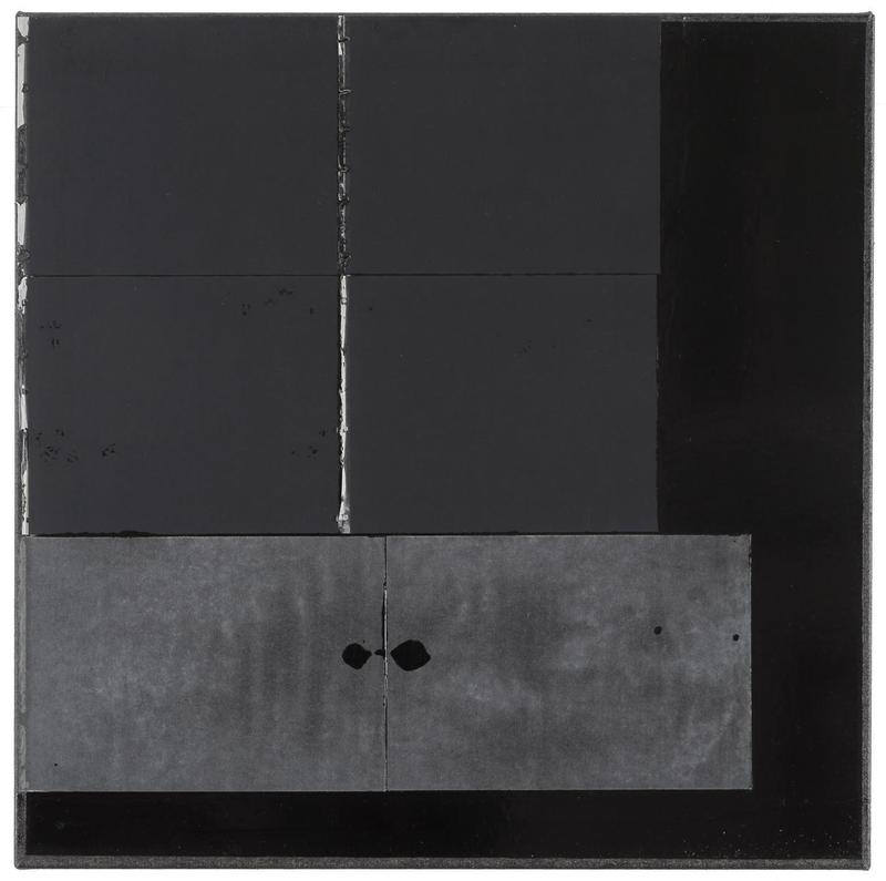Jacob GASTEIGER - Gemälde - Ohne Titel
