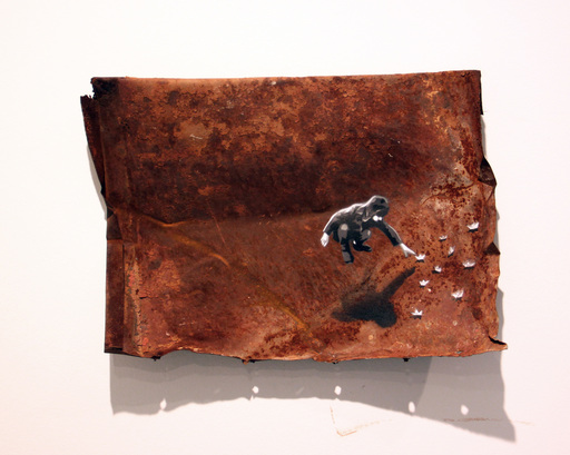 Slava PTRK - Sculpture-Volume - Puddle Is an Ocean