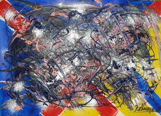 Jérémie REBOURGEARD - Peinture - Perturbations