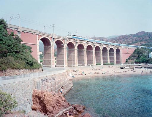 Massimo VITALI - Druckgrafik-Multiple - Another Viaduct, Printed