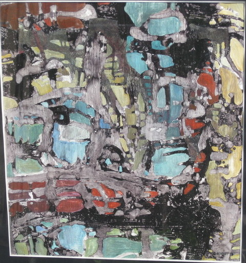 Doris KUNST - Pintura - Ohne Titel