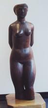 马里诺•马里尼 - 雕塑 - Figura Femminile