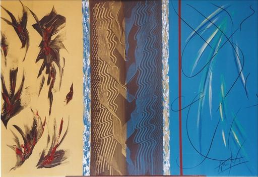 Didier ANGELS - Peinture - Retour de Chine n°10