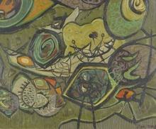 Anton ROOSKENS - Pintura - composition