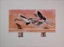 Graham Vivian SUTHERLAND - Grabado - Ibis