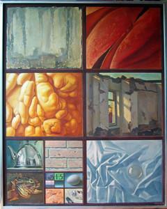 "Nikolai BELYANOV - Pintura - ""15 suzhetov"""