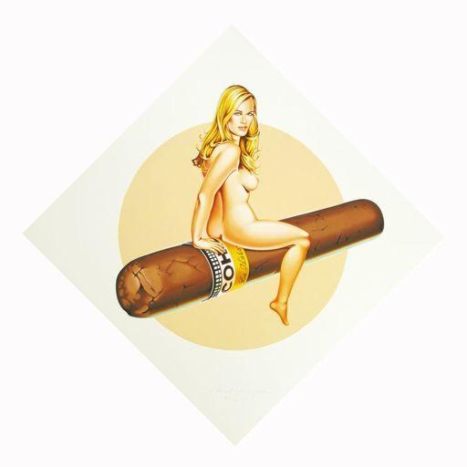 Mel RAMOS - Druckgrafik-Multiple - Hav-a-Havana #6