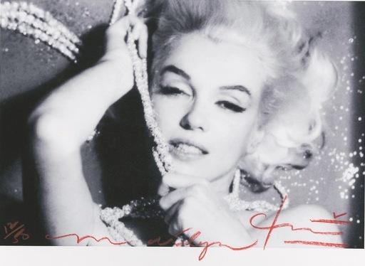 Bert STERN - Fotografia - New sexy with the pearls