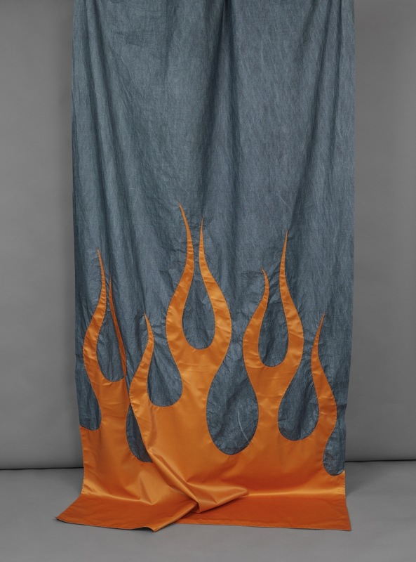 Sylvie FLEURY - Teppiche - Gate of hell
