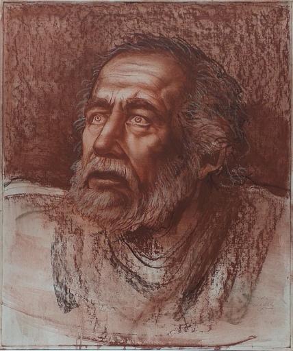 Silvestro PISTOLESI - Painting - San Pietro