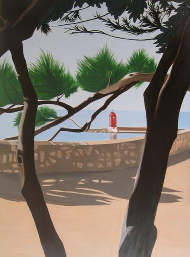 Eva Janina WIECZOREK - Peinture - Aussicht